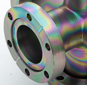 Dursan-coated parts look and perform great!