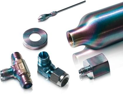 Assorted-Sulfinert-Sampling-Parts