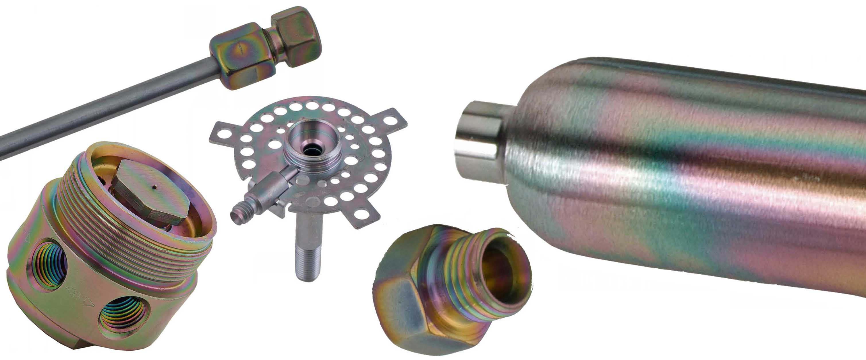 Coated parts