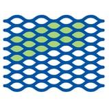 Pore occlusion graphic
