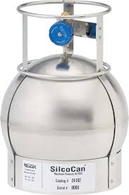 air sampling canister
