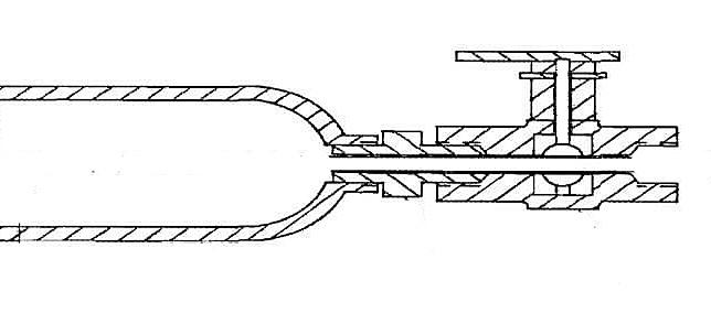 Cutaway Sample cylinder 2