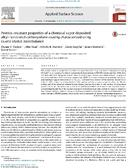 Protein resistance of Dursan - Applied Surface Science 2016-1