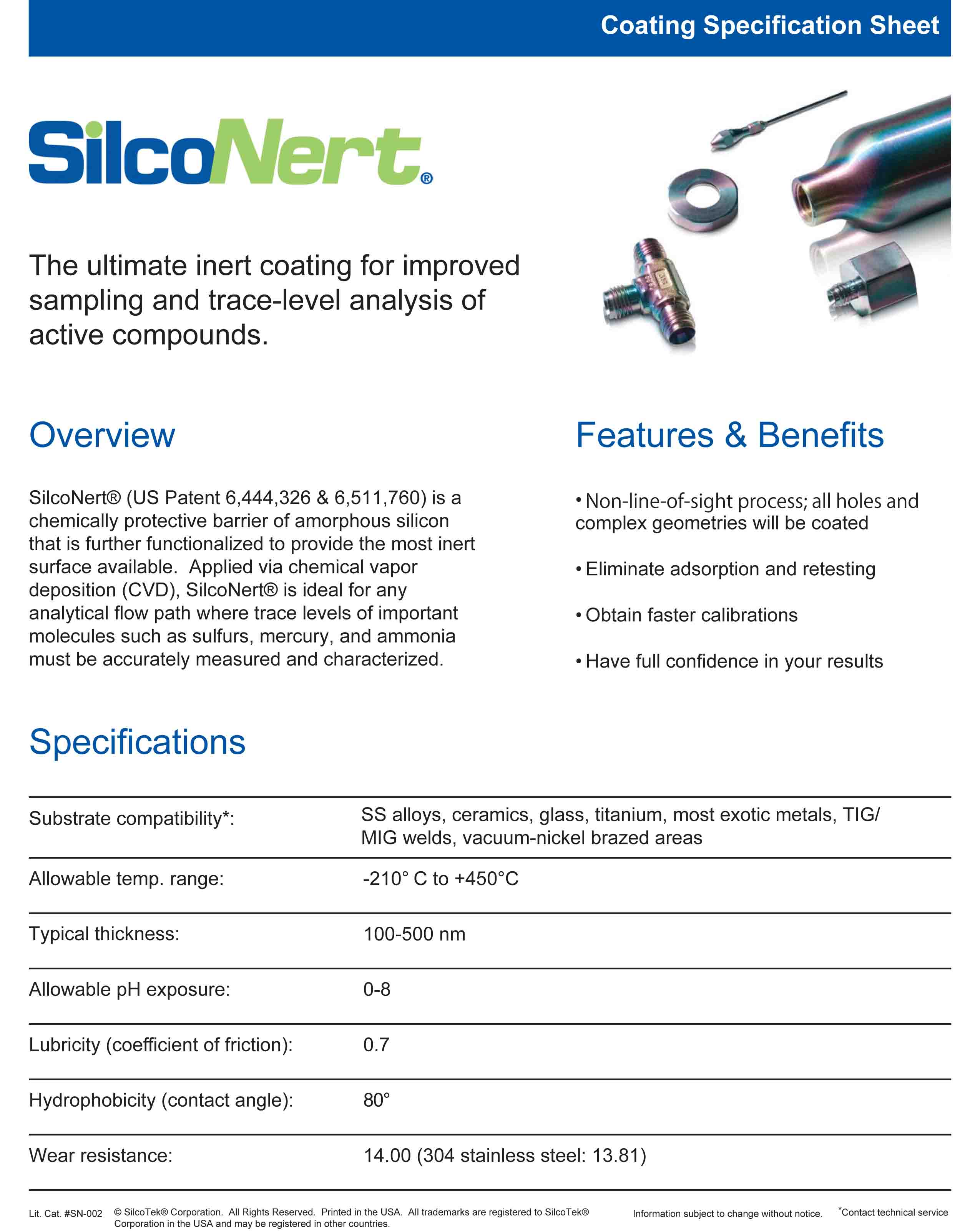 silconert_1000-coating-specification