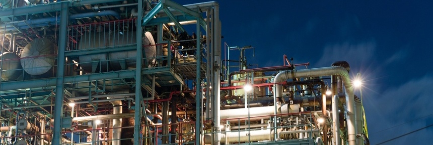 Petrochemical plant 2