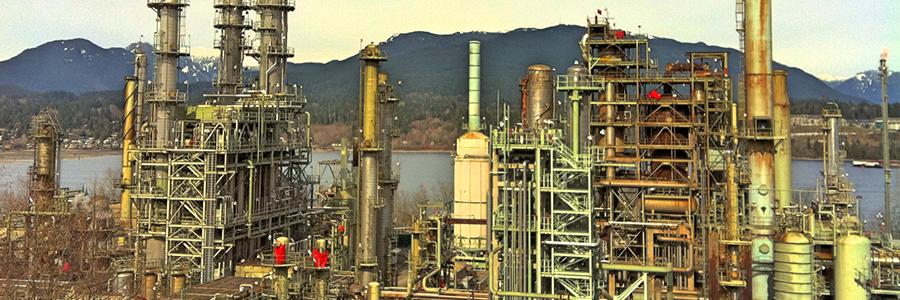 Refinery header